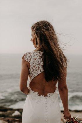 Robe de mariée Brigitte