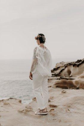 Tenue de mariée Farah