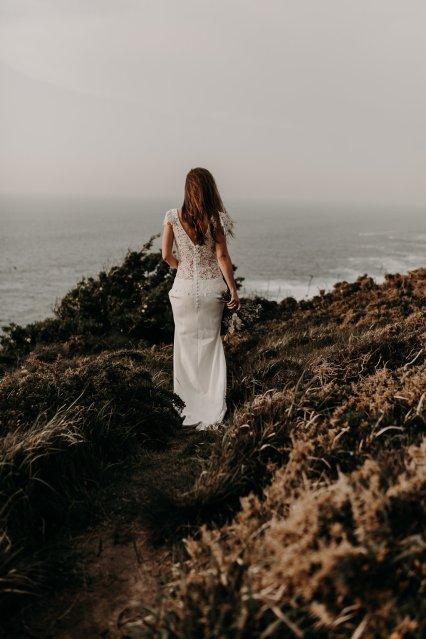 Robe de mariée Simone